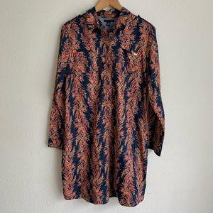 Tommy Hilfiger paisley tunic